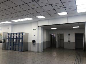 セゴビア、バスターミナル