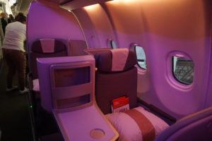 イベリア航空メキシコ行き