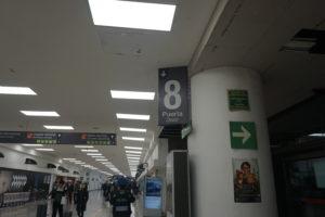 メキシコシティー空港ヒルトンホテル