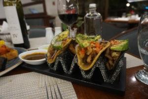 メキシコシティーシェラトンホテルレストラン