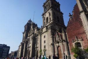 メキシコシティー大聖堂