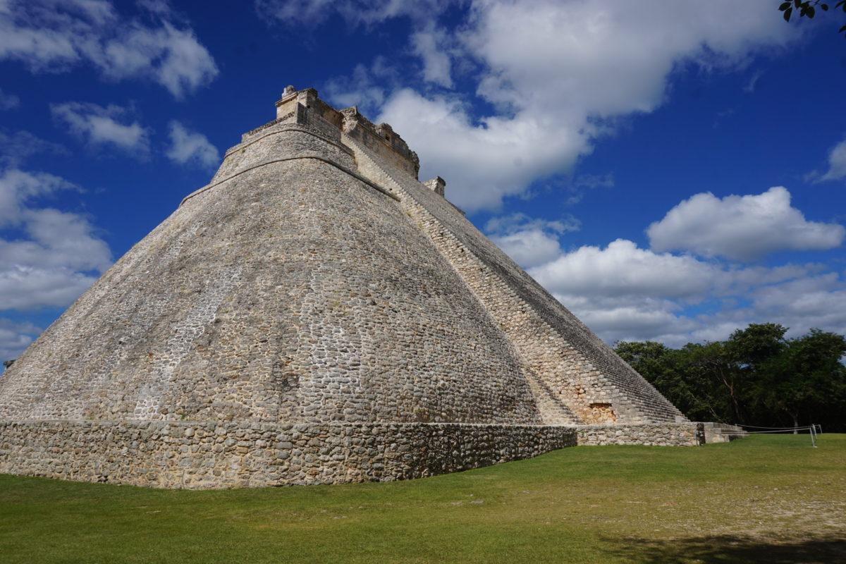 メキシコ周遊、メキシコシティーとユカタン半島のマヤ遺跡の旅の記録