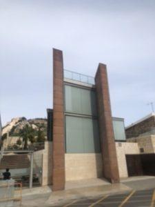 カルタヘナのカルタゴの城壁