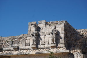 メキシコユカタン半島、カバー遺跡