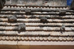 メキシコユカタン半島、ウシュマル遺跡