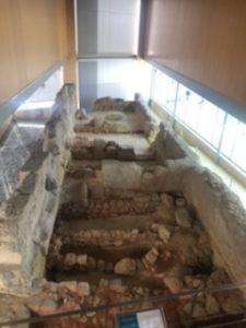 カルタヘナ、カルタゴの城壁