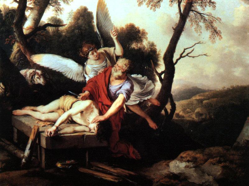 旧約聖書に挑戦⑧、アブラハムの物語その三、イサクの犠牲とアブラハムの最後